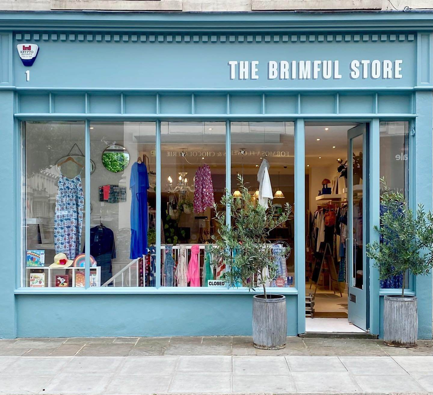 The Brimful Store