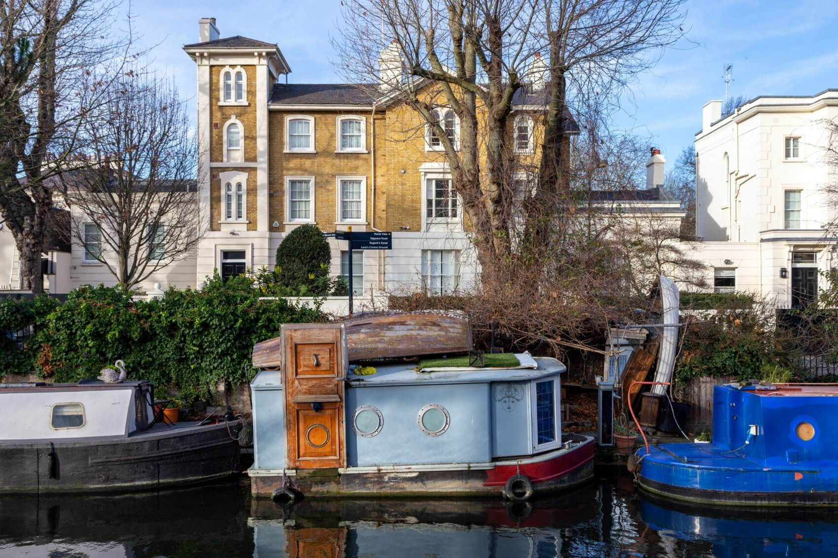 Houseboat Maida Vale