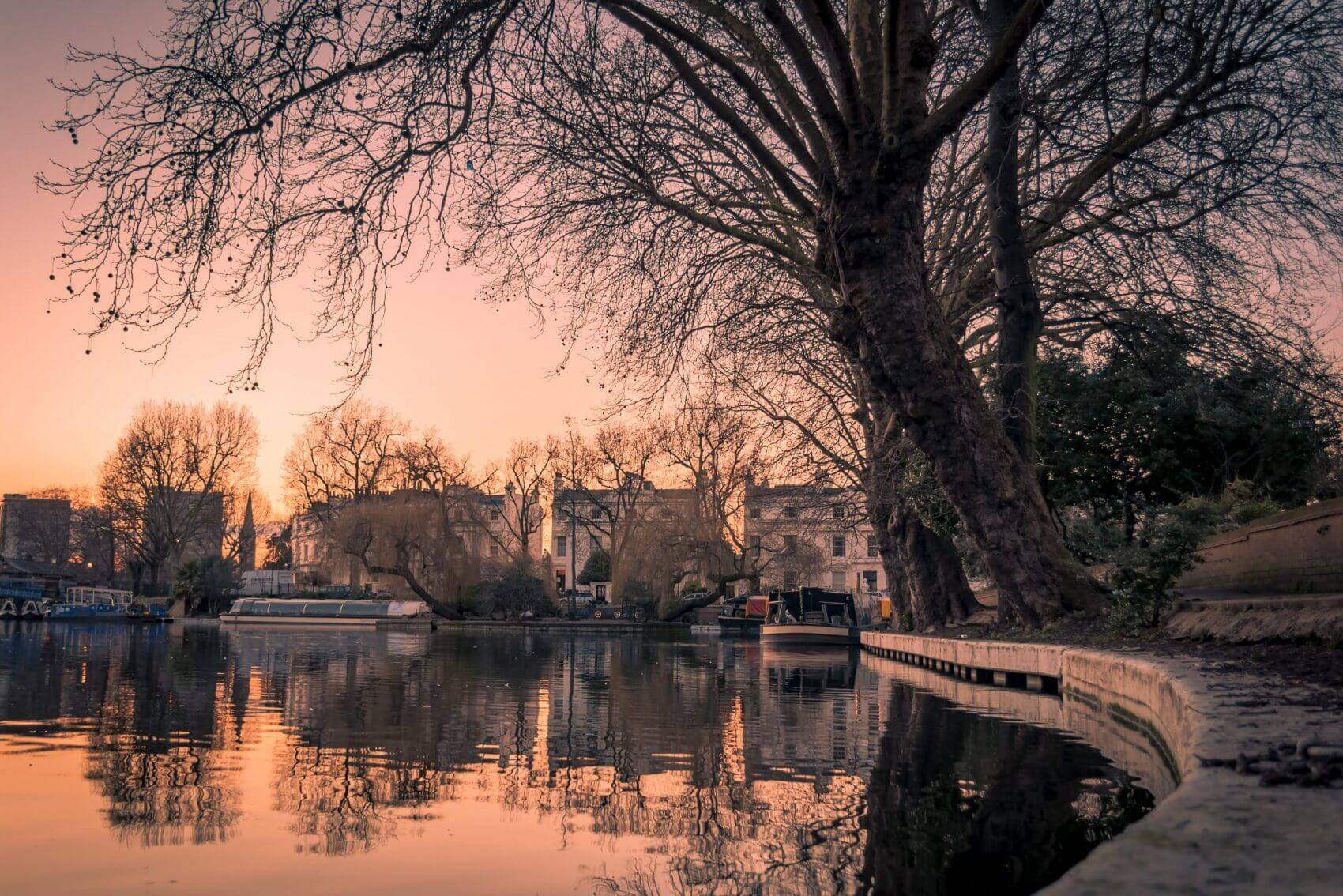 Maida Vale River