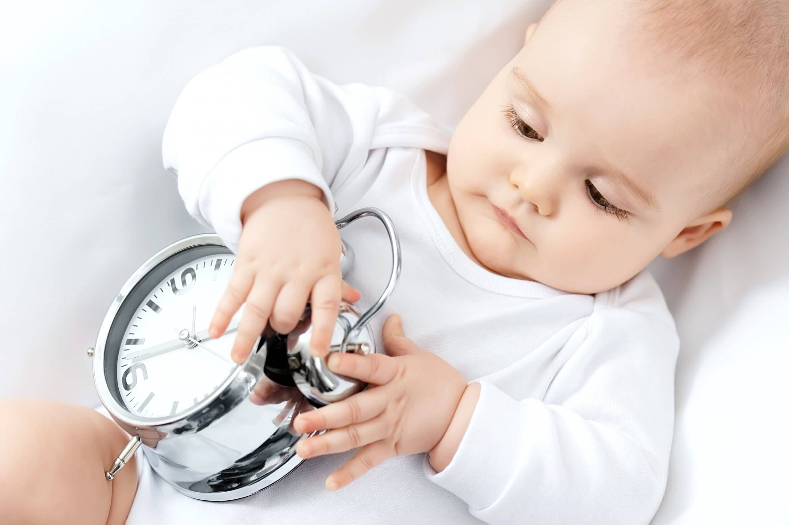 Help your child adjust to the clock change!