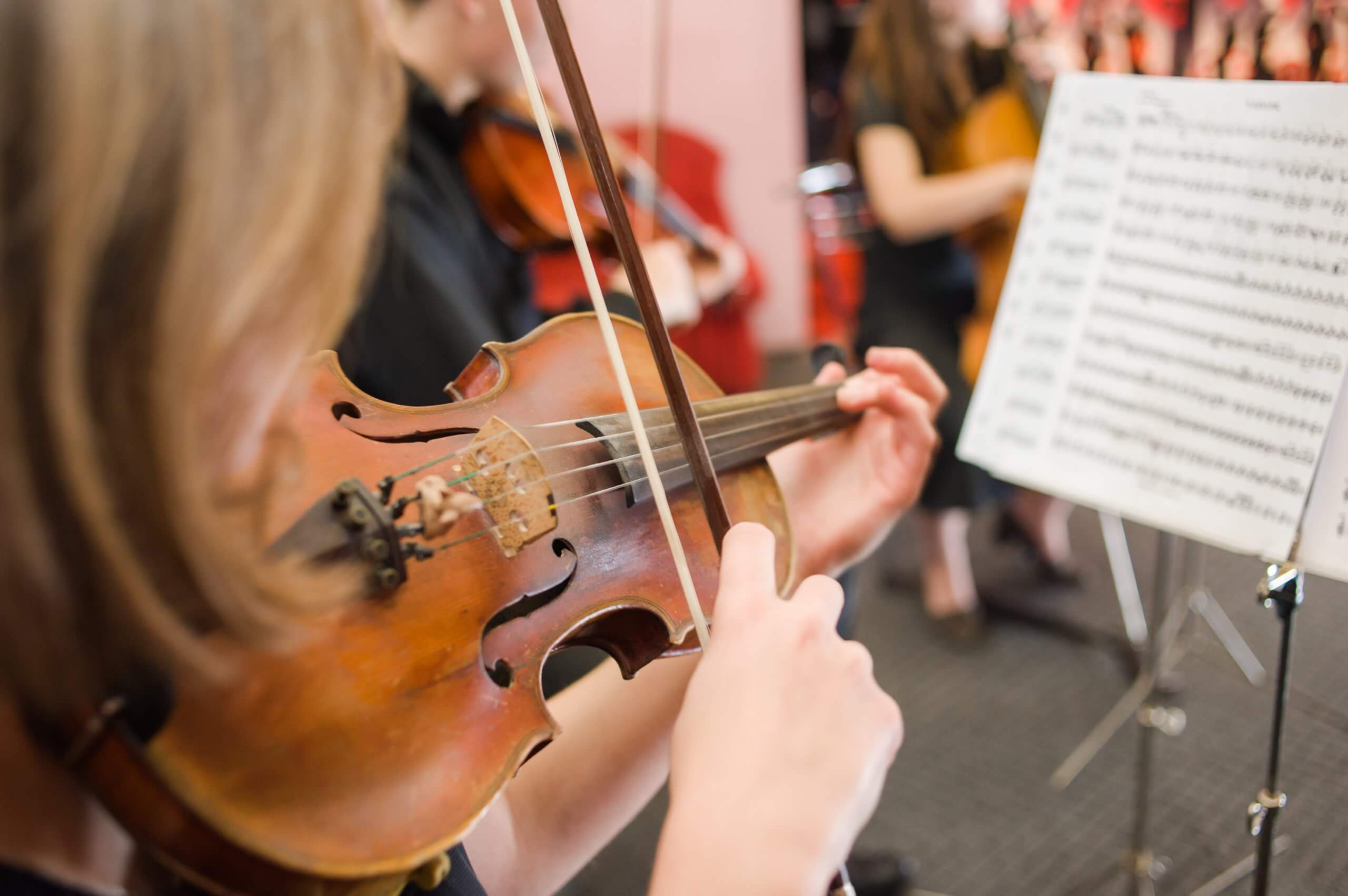 Why your child should learn a musical instrument