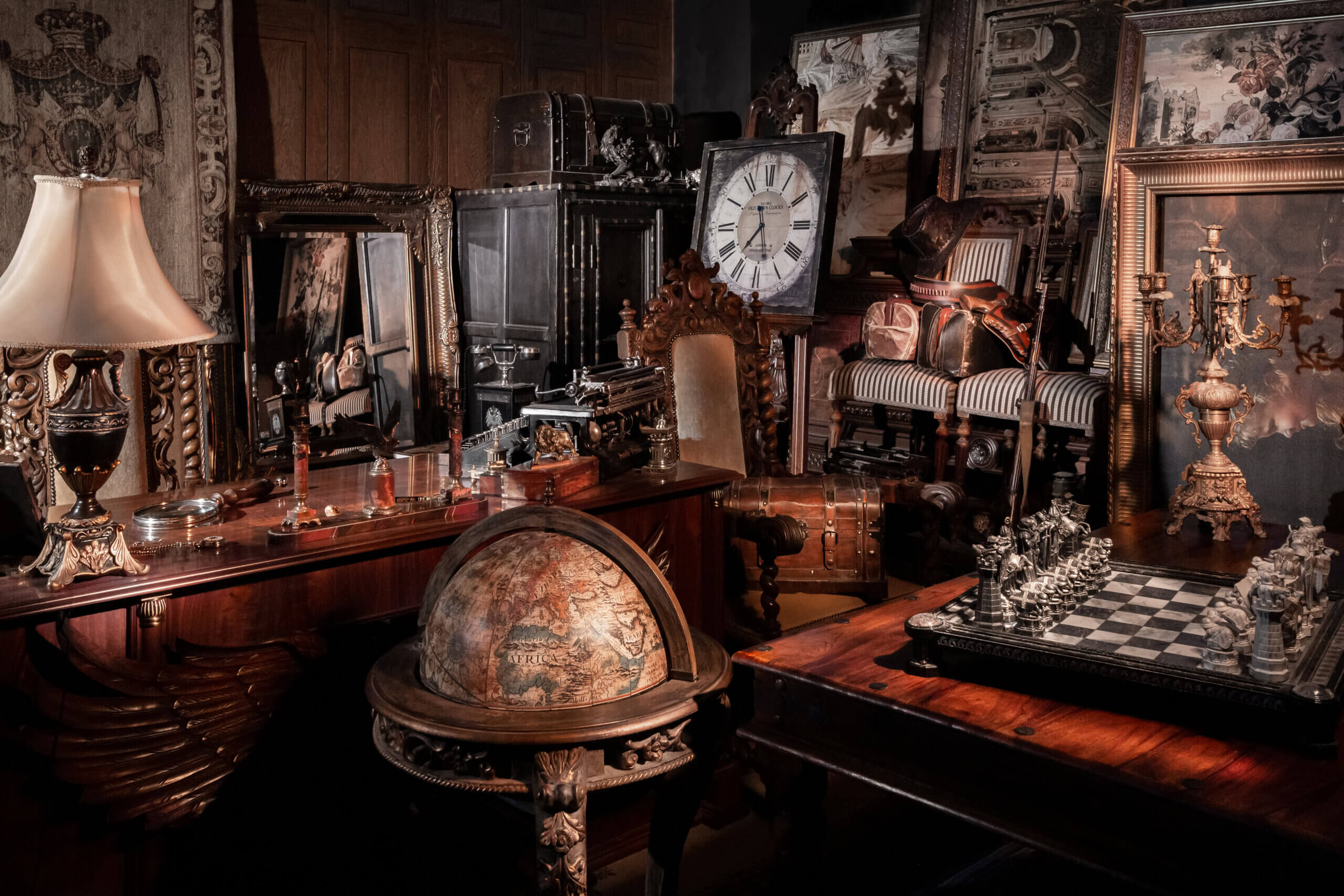 Rodgers and Francis Antiques