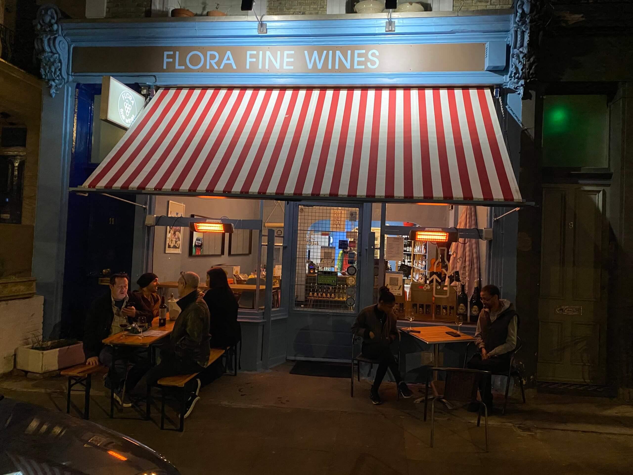 Flora Fine Wines