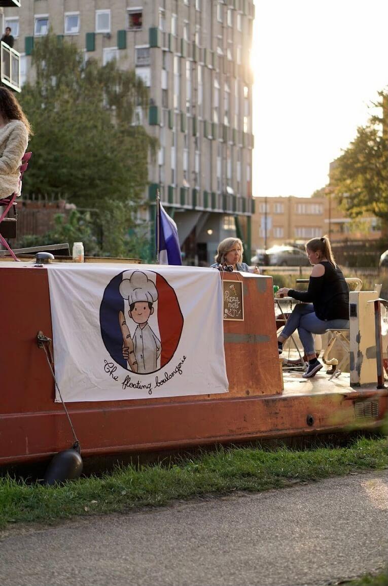 The Floating Boulangerie